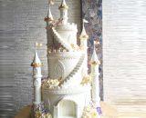 کیک قلعه