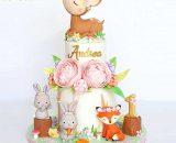 کیک جنگل